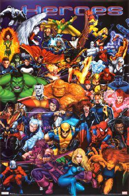 Massages     Avengers Preferences!