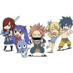 Fairy Tail Guild Fairy Tail Characters Last Names