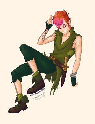 Teacher!Punk!Peter Pan x Reader - I Do Believe In Fairies