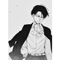 The Queen and the Soldier (Levi x Reader One-Shot)
