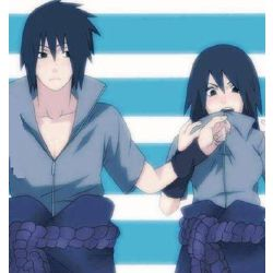 You're mine  (Sasuke X OC X Neji and Shikamaru)