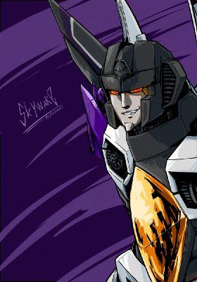 Skywarp X Reader | transformer x reader