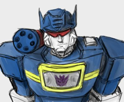 Top Five G1 Soundwave X Reader - Circus