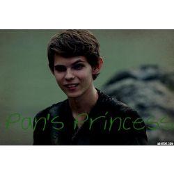 Pan's Princess (Peter Pan x reader)