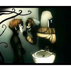 When one of his friends make you cry | Creepypasta Boyfriend