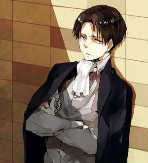 Chapter 7   Murder (Vampire!Levi x Reader)