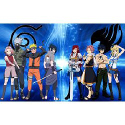 Naruto Fairy Tail Crossover Stories