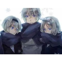 Sibling Brother Sister Hetalia