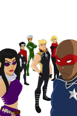 Tomorrows Always Brighter -Young Avengers FanFic-