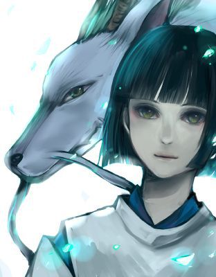 Chapter 6 Haku Spirited Away Anime One Shots Completed