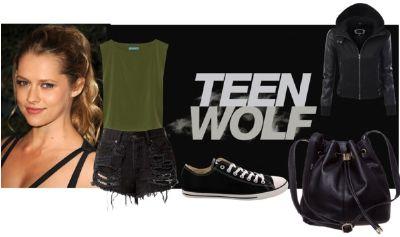 Stuttering  (Teen wolf)