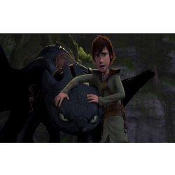 Just A Dragon (Hiccup x Reader)