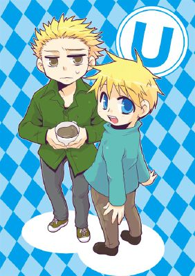 ❤Confession❤→Shy!Butters x Reader | I Heart U- South Park