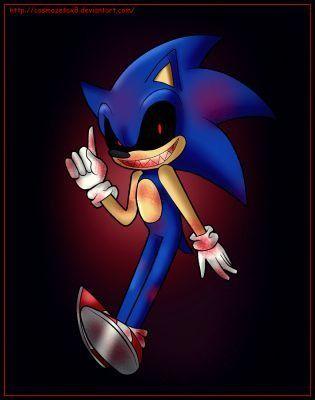 Sonic Exe Creepy Pasta