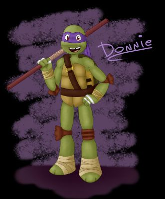 Mutants Can Love Too Donnie X Mutant Reader 2012 Tmnt One
