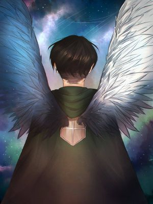 Mistakes  {Dad!Levi x Child!Reader} | Daddy, I love you~Requests open!