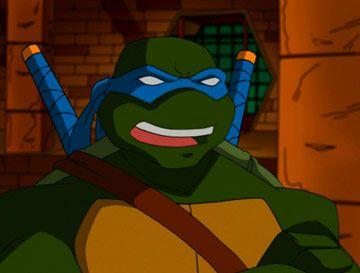 Teenage Mutant Ninja Turtles 2003 Scenarios