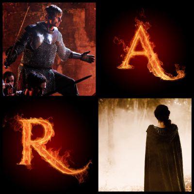 The Love of Arthur Pendragon (The Knight's Ward: Part 2)