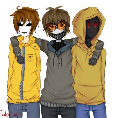 Panic attack×° | I'm just a kid! (Creepypasta x child! Reader)