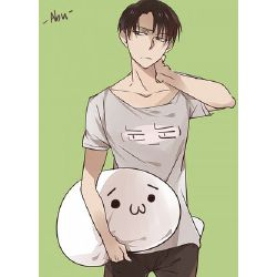 Father!Levi x Daughter!Reader | Levi x Reader: One shots~