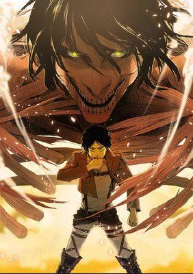 eren yeager titan form x reader Shingeki No Kyojin: Titan! Eren x Reader One-shots!