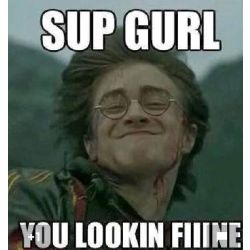 His Reaction to When He Sees You Dead | Harry Potter Preferences