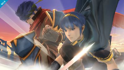 A Flower To Remember [Marth x Reader x Ike For Mespirit