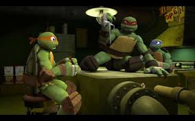 Your Favorite Song Tmnt 2012 Turtle X Reader Oneshots