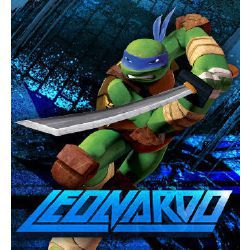 rescue | TMNT Leo X reader series