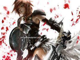 Lightning X Fem Reader Final Fantasy Kingdom Hearts Stories