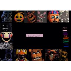 Smike fnaf top 10 facts about toy chica fan