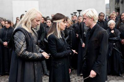Hidden Romance(Lucius Malfoy)