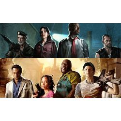 Do You Know Left 4 Dead 1 & 2? - Test