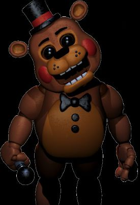 Toy Freddy | 10 Facts about FNAF and FNAF2 Characters