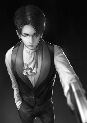 Levi x Suicidal!Reader