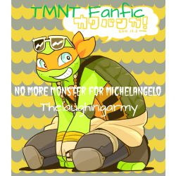Nunchucks that are Barley Spinning  | TMNT Fanfic: