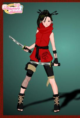 Naruto Story! The genjutsu Kunoichi Akiko appears!