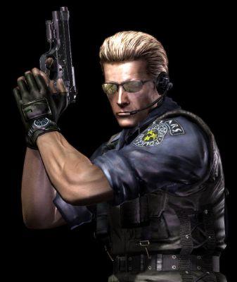 Mild Yandere Albert Wesker x reader (Resident Evil) | Yandere