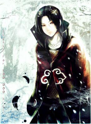 My Vampire Mate (Vampire! Itachi Uchiha x Male! Reader)