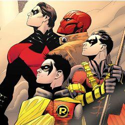 Justice League Reader