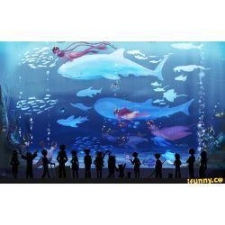 Aquariumstuck Scenarios