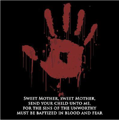 Chapter 2: The Black Hand | Mother Dearest - Cicero x Reader
