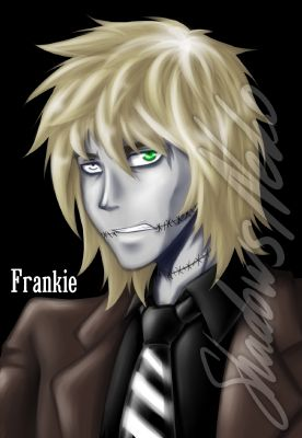 NEW ADDED CHARACTER** Frankie | Creepy Pasta Boyfriend Scenarios