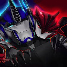yandere optimus prime x human reader | Bad guys x reader