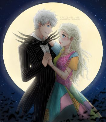 Halloween Special! 2/3 (Jack Frost x Reader) | I Think About