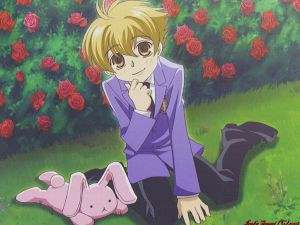 Honey x Loilta! Reader | Ouran High School Host Club One-Shots