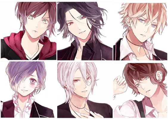 When you breakup ~ | Diabolik lovers scenarios