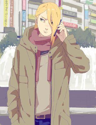 You're sick    | Naruto Boyfriend Scenarios