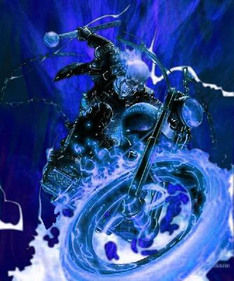 Hell Fire (Black Butler various x Ghost Rider Reader)