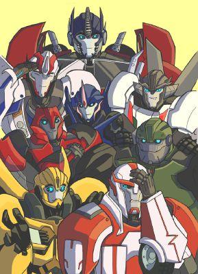 TFP Team Prime x Human/Cybertronian Reader | Transformers